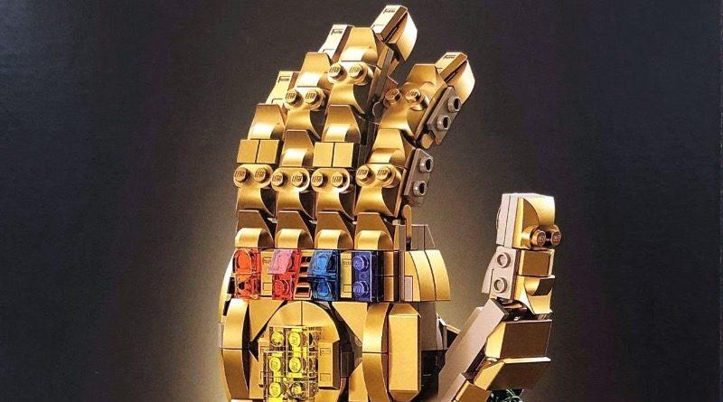 LEGO Marvel 76191 Infinity Gauntlet featured