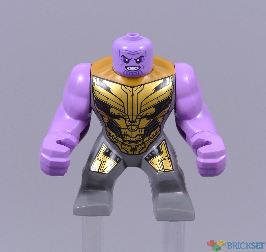 LEGO Marvel 76192 Avengers Endgame Final Battle first look minifigures 3