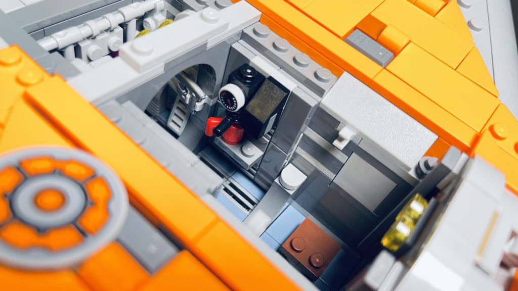 LEGO Marvel 76193 The Guardians Ship review 20