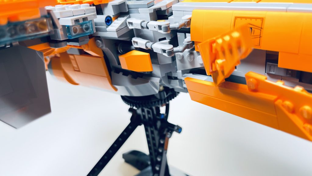 LEGO Marvel 76193 The Guardians Ship review 21