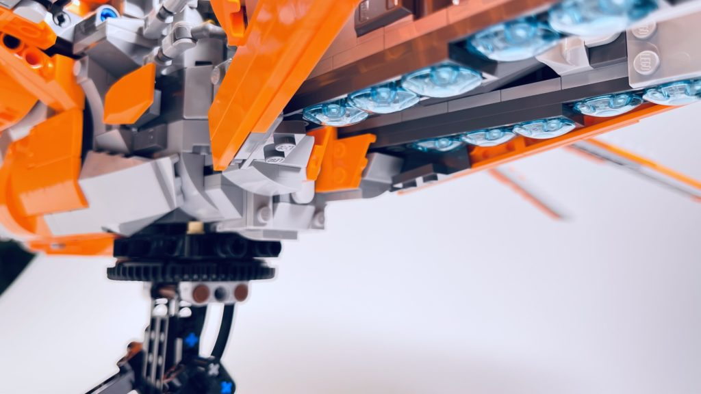 LEGO Marvel 76193 The Guardians Ship review 22