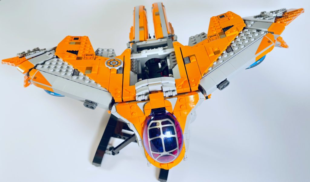LEGO Marvel 76193 The Guardians Ship review 25