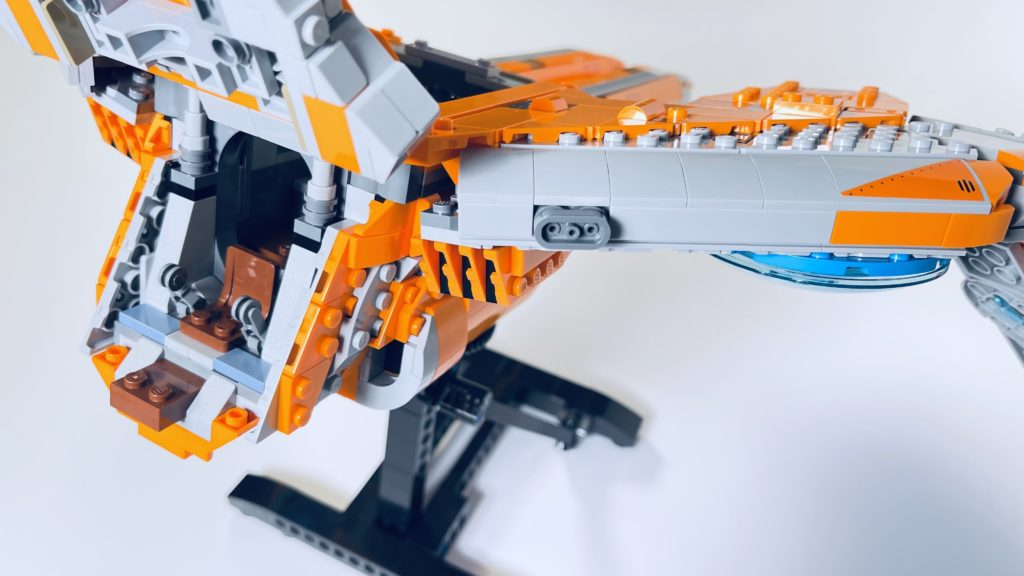 LEGO Marvel 76193 The Guardians Ship review 28