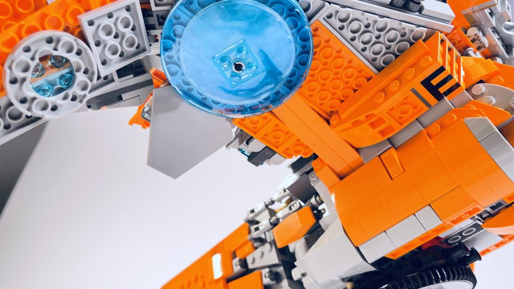LEGO Marvel 76193 The Guardians Ship review 30