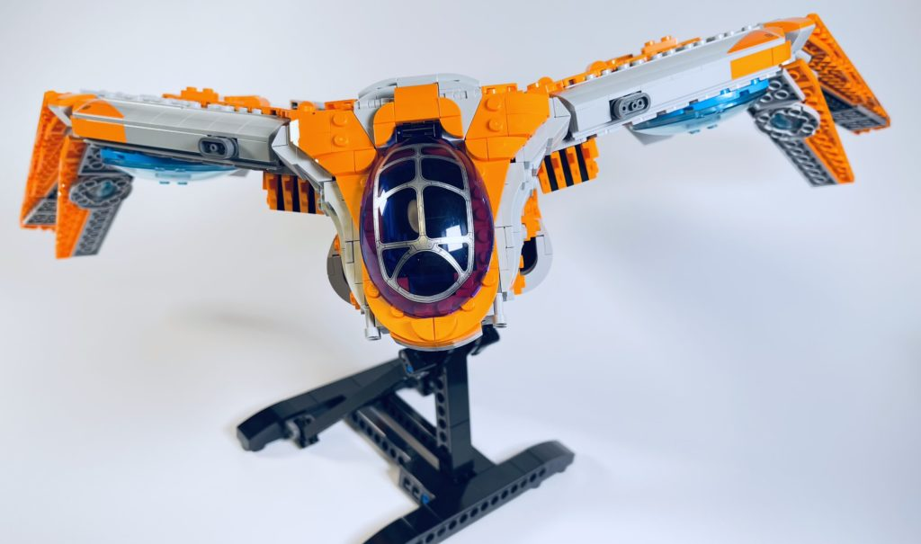 LEGO Marvel 76193 The Guardians Ship review 31
