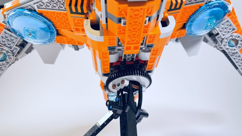 LEGO Marvel 76193 The Guardians Ship review 32