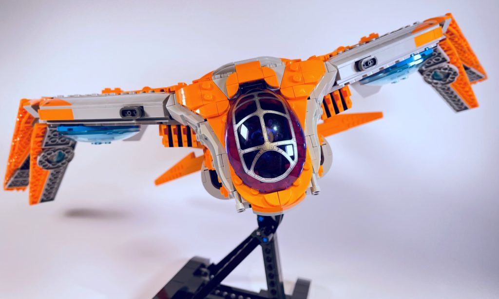 LEGO Marvel 76193 The Guardians' Ship review