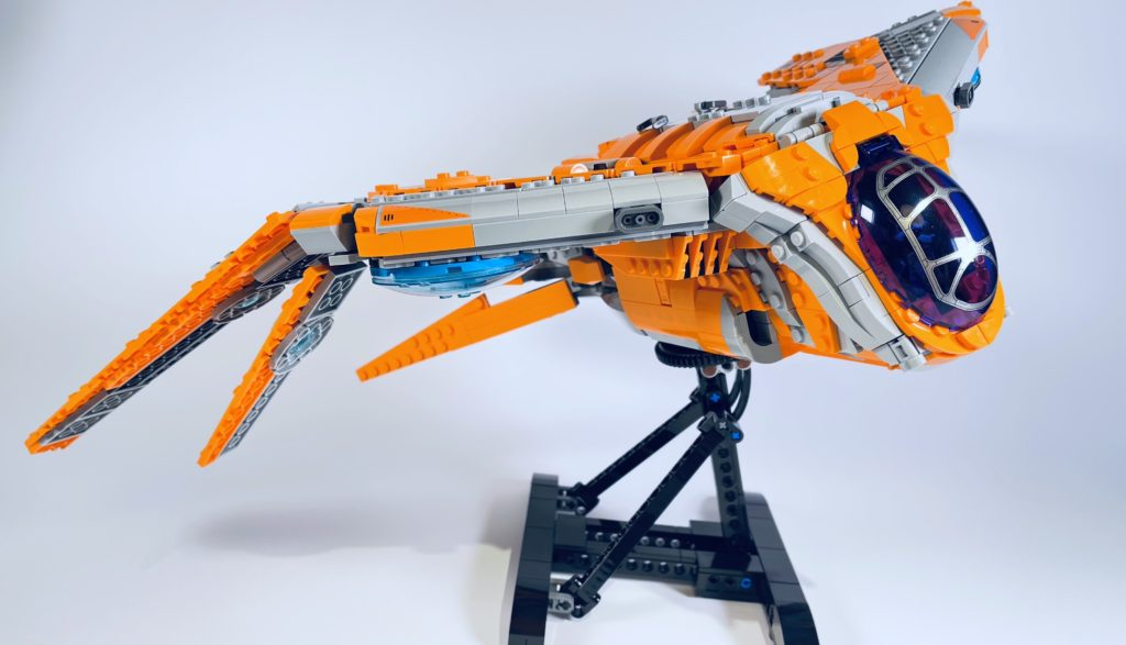 LEGO Marvel 76193 The Guardians Ship review 7