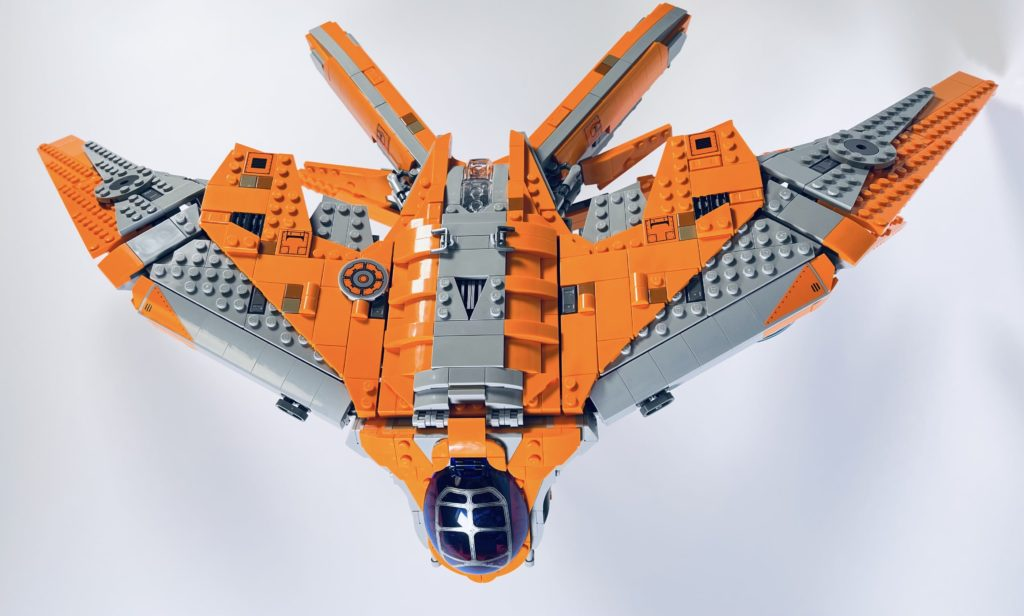 LEGO Marvel 76193 The Guardians Ship review 8