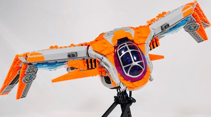 LEGO Marvel 76193 The Guardians Ship review featured