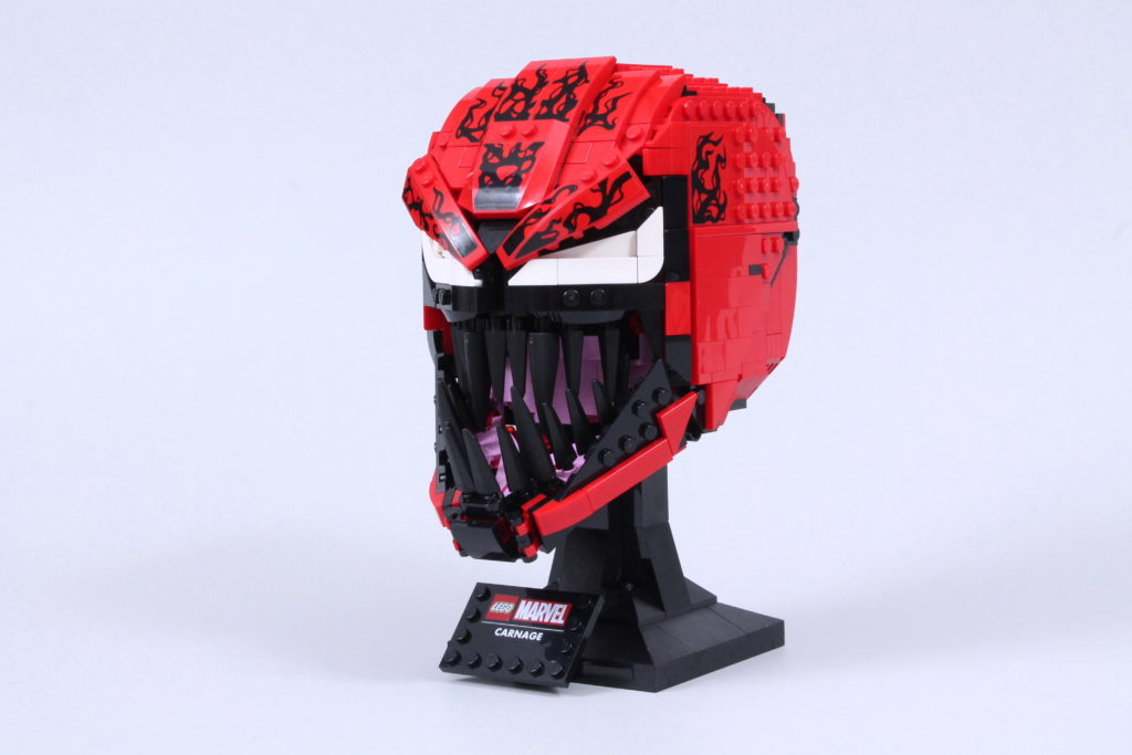 LEGO Marvel 76199 Carnage review 1