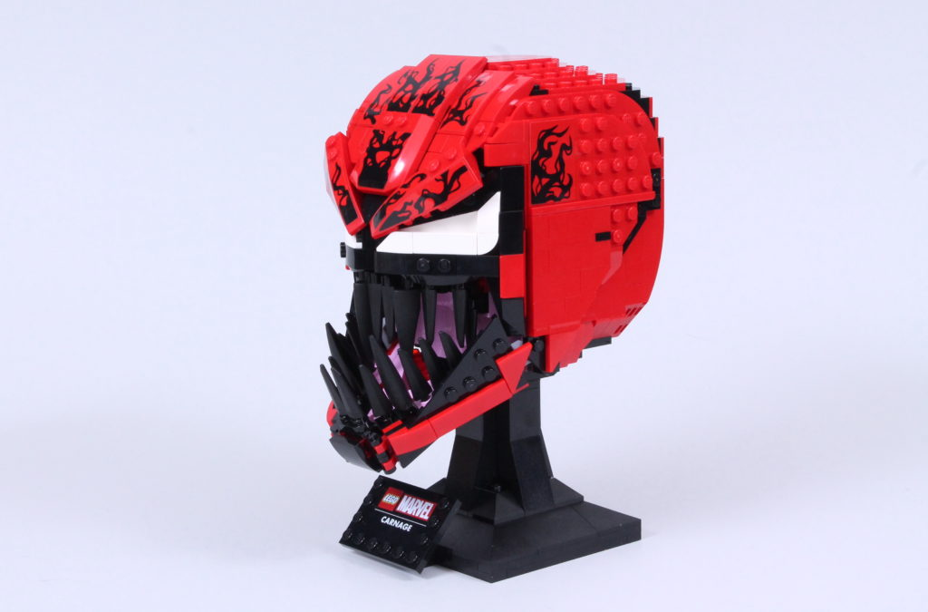 LEGO Marvel 76199 Carnage review 9