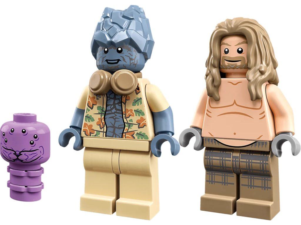 LEGO Marvel 76200 Bro Thors New Asgard 4