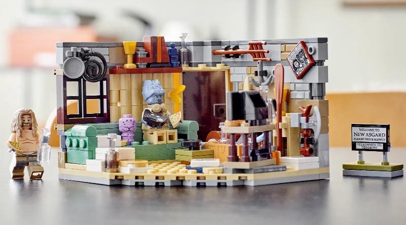 LEGO Marvel 76200 Bro Thors New Asgard Featured