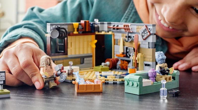 LEGO Marvel 76200 Bro Thors New Asgard lifestyle 2 featured