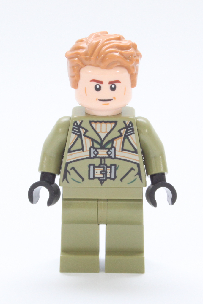 LEGO Marvel 76201 Captain Carter and the Hydra Stomper Minifigure 11