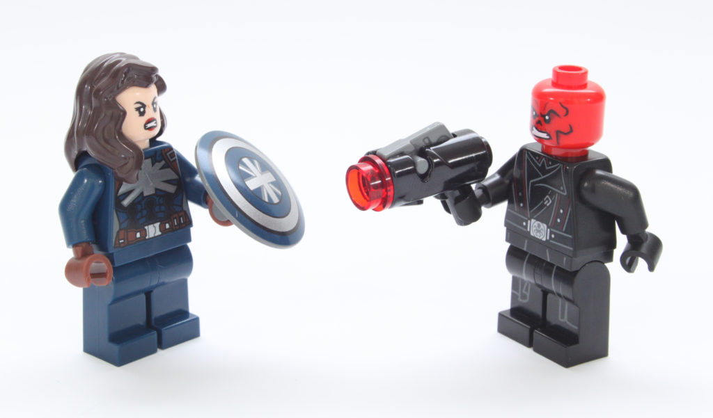 LEGO Marvel 76201 Captain Carter and the Hydra Stomper Minifigure 14 1