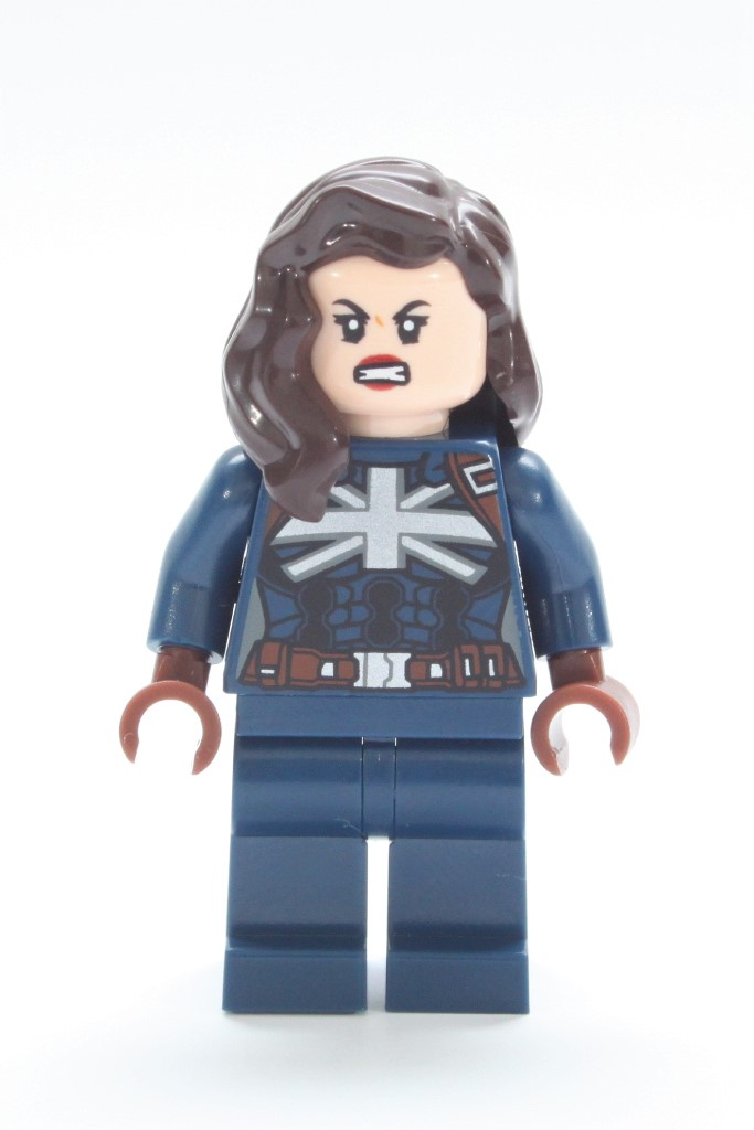 LEGO Marvel 76201 Captain Carter and the Hydra Stomper Minifigure 5