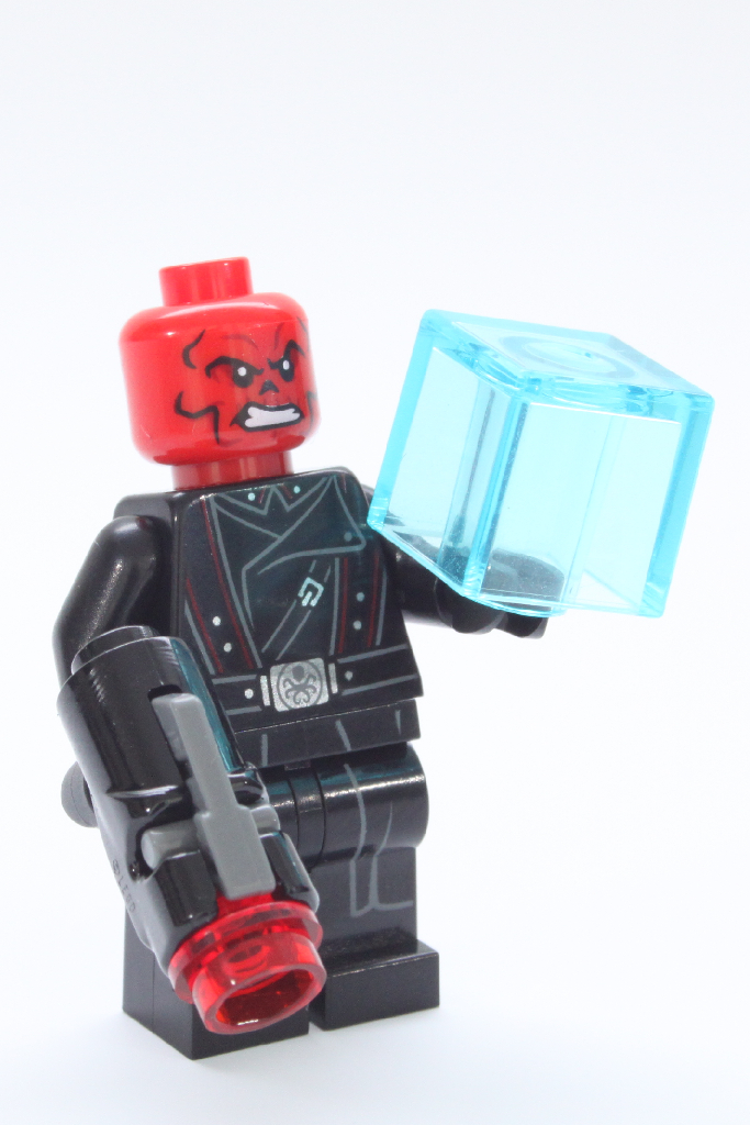 LEGO Marvel 76201 Captain Carter and the Hydra Stomper Minifigure 8