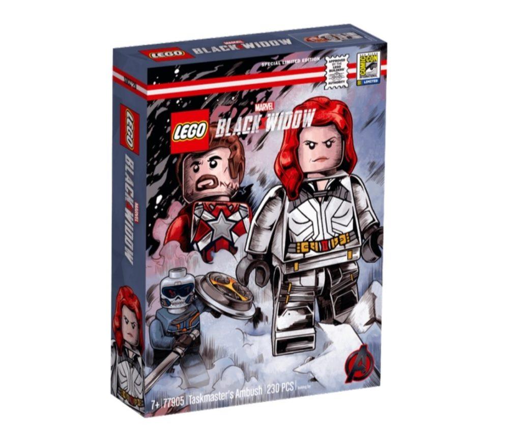 LEGO Marvel 77905 Taskmasters Ambush 2