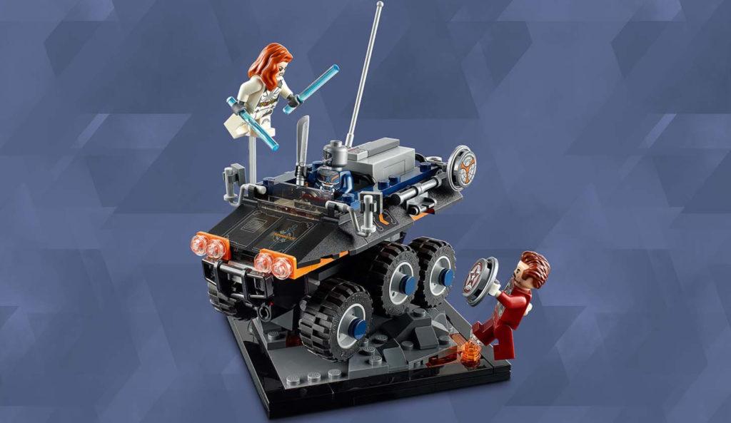 LEGO Marvel 77905 Taskmasters Ambush 3
