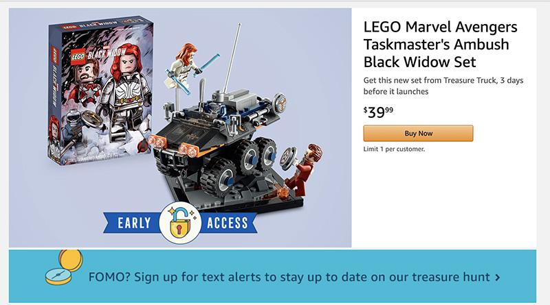 LEGO Marvel 77905 Taskmasters Ambush Tt Featured
