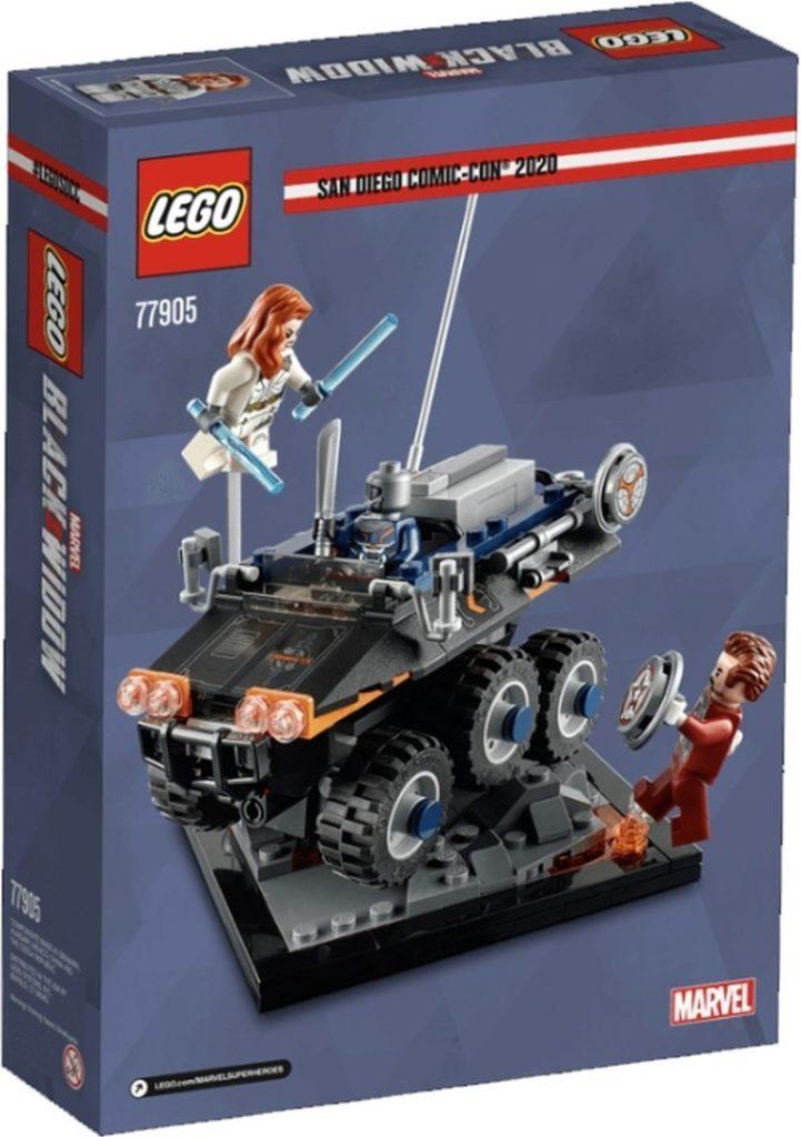 LEGO Marvel 77905 Taskmasters Ambush
