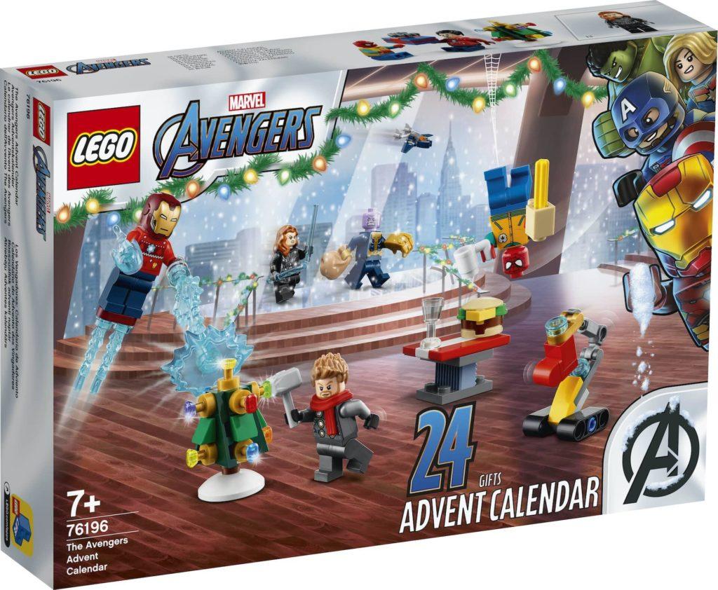 LEGO Marvel Advent Calendar 2