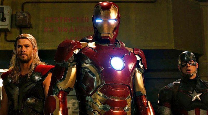LEGO Marvel Age of ultron Mark 43 Iron Man featured
