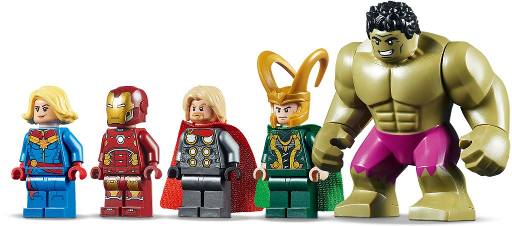 LEGO Marvel Avengers 76152 Avengers Wrath Of Loki 7
