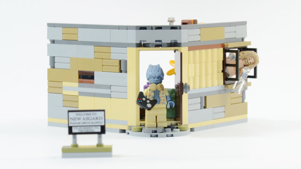 LEGO Marvel Bro Thors New Asgard review 1