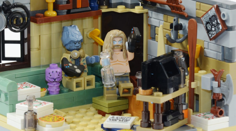 LEGO Marvel Bro Thors New Asgard review 3 1