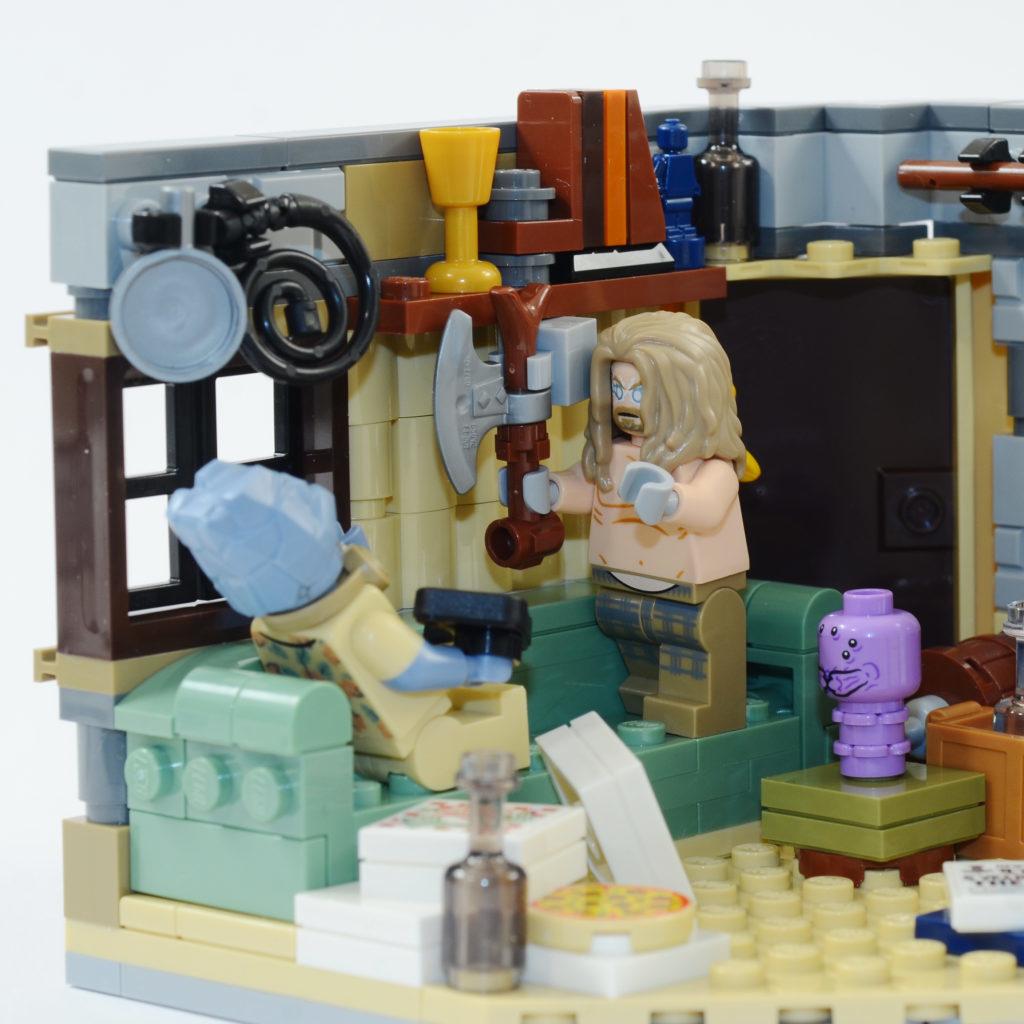 LEGO Marvel Bro Thors New Asgard review 6