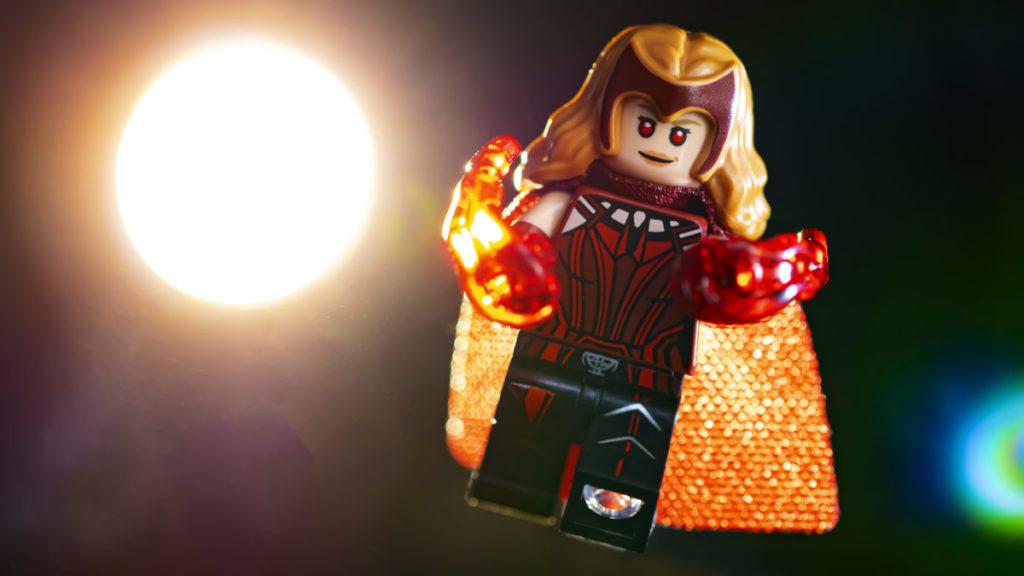 LEGO Marvel CMF 10