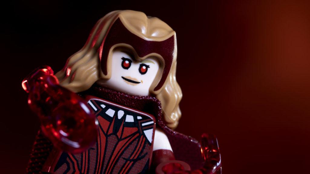 LEGO Marvel CMF 21