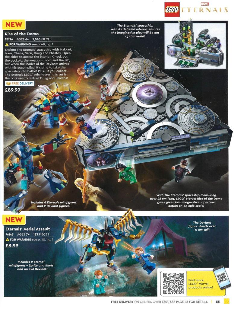 LEGO Marvel Eternals Uk price 1 1