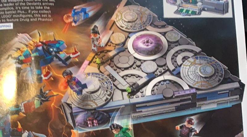 LEGO Marvel Eternals New Images Featured