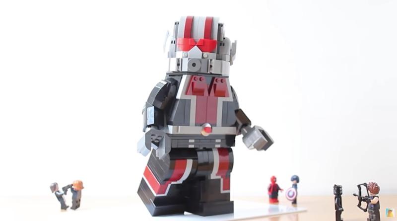 LEGO Marvel Giant Man
