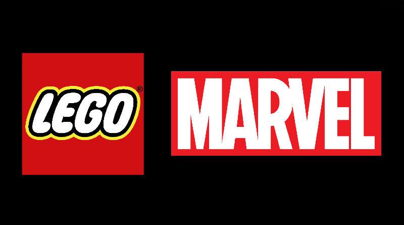 LEGO Marvel Logo featured