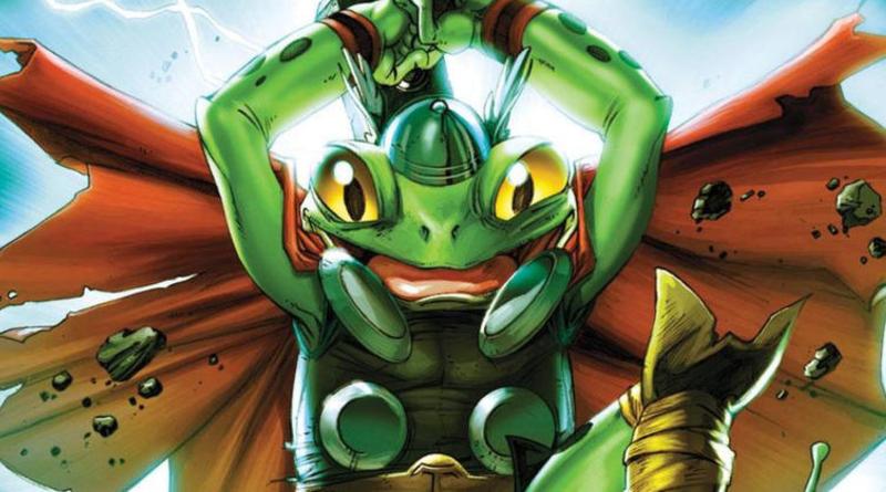 LEGO Marvel Loki Throg Featured
