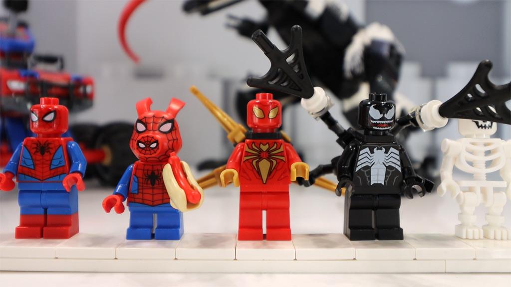 LEGO Marvel Spider Man 76151 Venomosaurus Ambush 3
