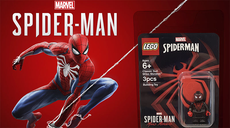LEGO Marvel Spider Man MIles Morale featured