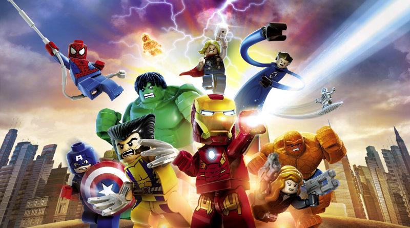 LEGO Marvel Superheroes featured