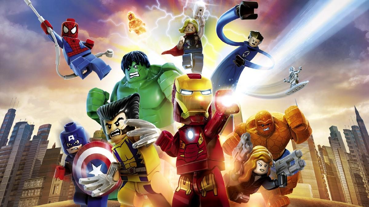 LEGO Marvel Superheroes Key Art Resized Featured