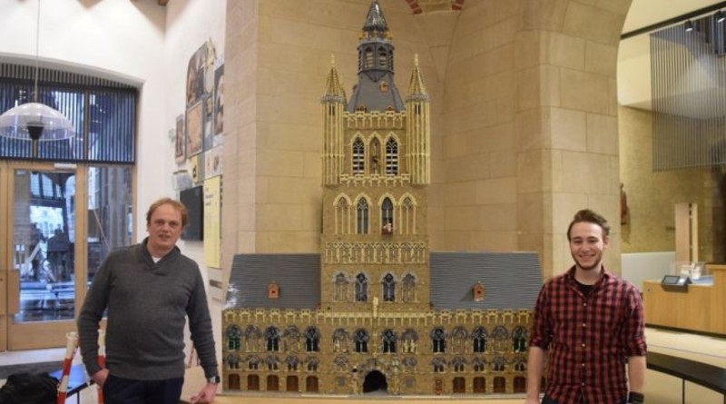LEGO Master Cloth Hall Featured