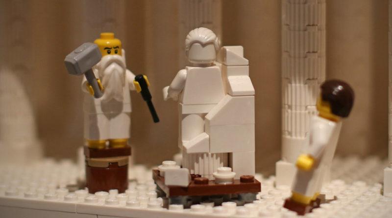 LEGO Michelangelos David E1599514377380