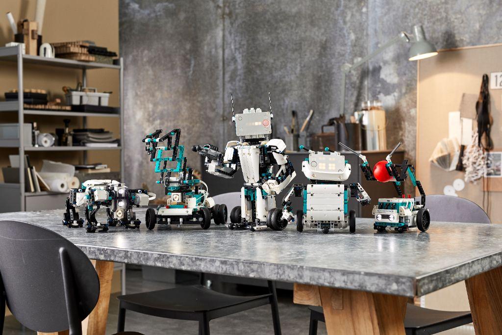 LEGO Mindstorms 51515 Robot Inventor 20