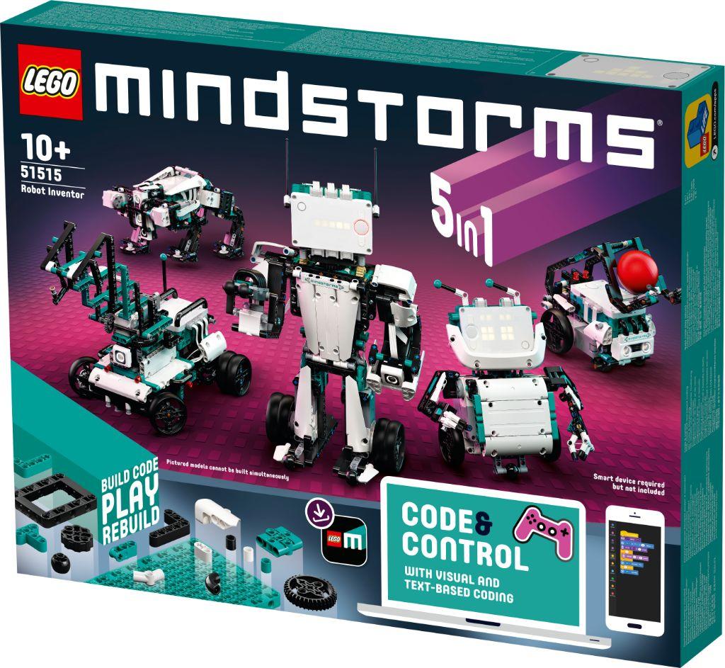 LEGO Mindstorms 51515 Robot Inventor 3