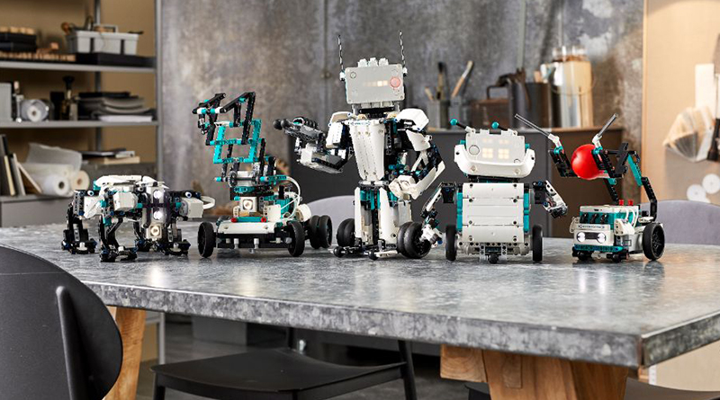 LEGO Mindstorms 51515 Robot Inventor Featured