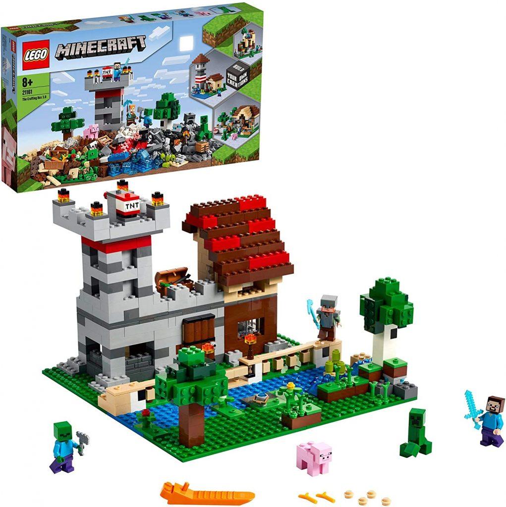 LEGO Minecraft 21161 The Crafting Box 1